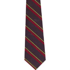 Royal Marine Regimental Military Stripe Tie
